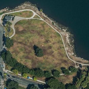 "Harry Bridges Memorial Park (""Dexter"") (Birds Eye)"