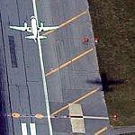 Airplane taking Off From Syracuse (Birds Eye)
