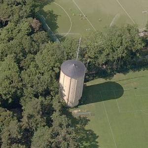 Wurzburg water tower (Birds Eye)