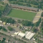 Tivoli Stadium - Alemannia Aachen (Birds Eye)