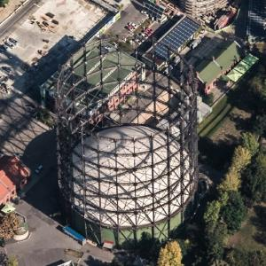 Schoneberg Gasometer (Birds Eye)