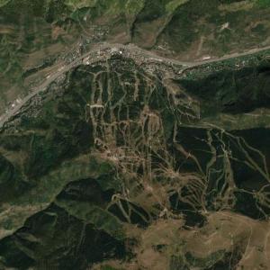 Vail Ski Resort (Bing Maps)
