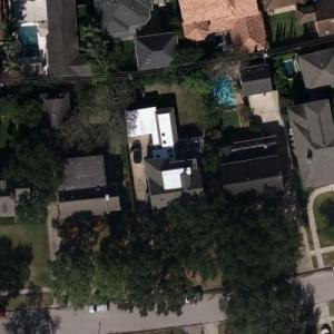 Ted Cruz's House (Bing Maps)