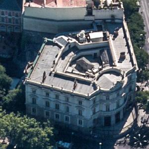 Palacio de Linares (Birds Eye)