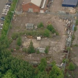2018 Leicester City F.C. helicopter crash site (Birds Eye)