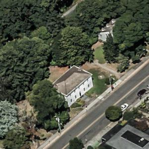 McLoughlin House National Historic Site (Birds Eye)