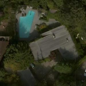Chris Cornell's House (former) (Bing Maps)