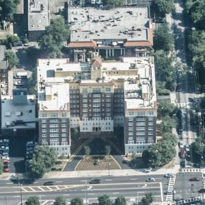 Briarcliff Hotel (Birds Eye)