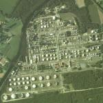 BP Oil Refinery Emsland (Bing Maps)