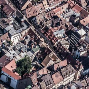 2018 Strasbourg attack (Birds Eye)