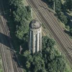Bremen railway water tower