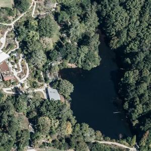 Chattahoochee Nature Center (Birds Eye)