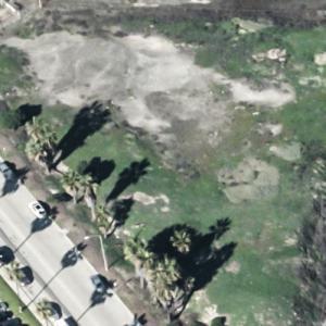 "Wayne Randall's dig site (""Dexter"") (Birds Eye)"