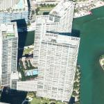 'Icon Brickell' by Arquitectonica