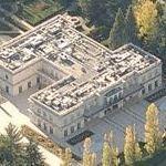 Swiss palace of King Abdullah bin Abdul Aziz al-Saud (Bing Maps)