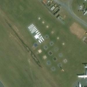Optical Resolution Target at Bridgewater Airpark, VA (Bing Maps)