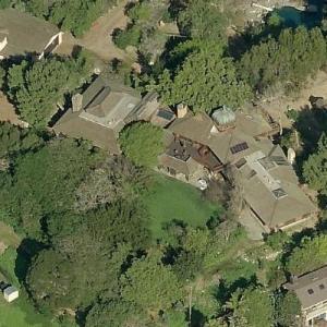 Bob Dylan's House (Bing Maps)