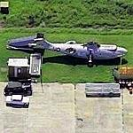 Classic Rolls Royces near PBY (Birds Eye)