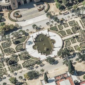 Plaza de América (Birds Eye)