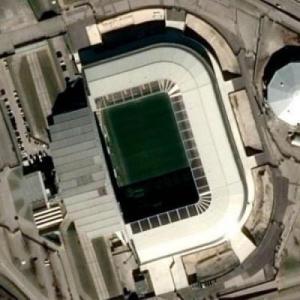 Stadio Friuli (Bing Maps)