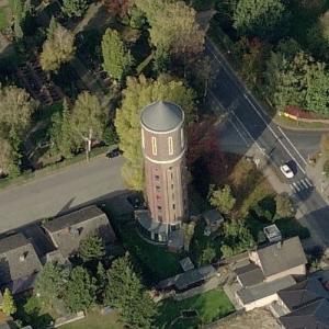 Merken water tower (Birds Eye)