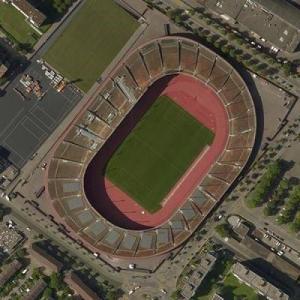 Letzigrund Stadion (Bing Maps)