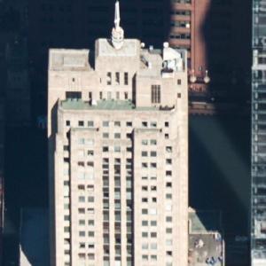 LaSalle–Wacker Building (Birds Eye)