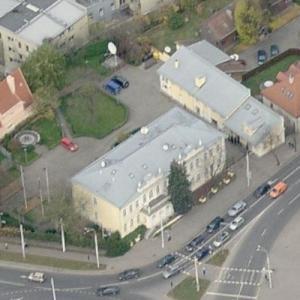 Embassy of the United Kingdom, Vilnius (Birds Eye)