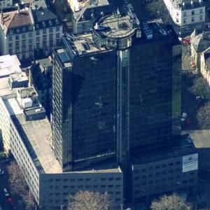 Büro Center Nibelungenplatz (Birds Eye)