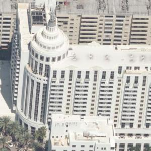 Loews Miami Beach Hotel (Birds Eye)