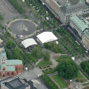 Kungsträdgården (Birds Eye)