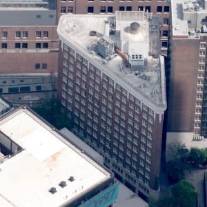 Carnegie Building (Birds Eye)
