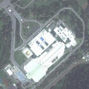 Istana Nurul Iman, Palace of the Sultan of Brunei (Bing Maps)
