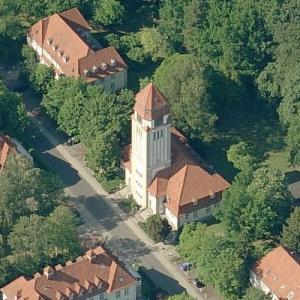 University of Lubeck Building 70 (Birds Eye)