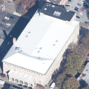 'Soldiers and Sailors Memorial Auditorium' by R. H. Hunt (Birds Eye)