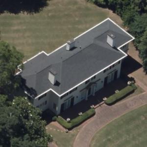 John Quincy Allen House (Birds Eye)