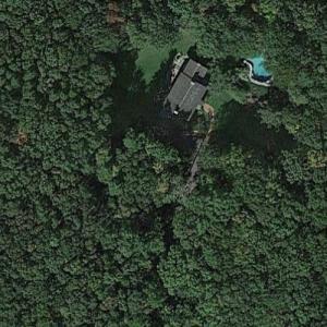 Al Roker & Deborah Roberts' House (Bing Maps)