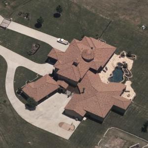 Dak Prescott's house (Birds Eye)
