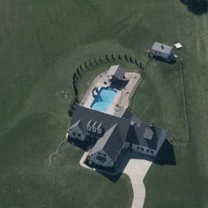 Tyreek Hill's house (Birds Eye)