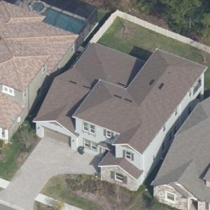 Chris Godwin's house (Birds Eye)