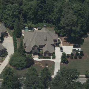 Bruce Irvin's house (Birds Eye)