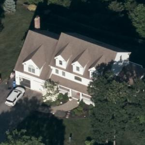 Stephen Gostkowski's house (Birds Eye)