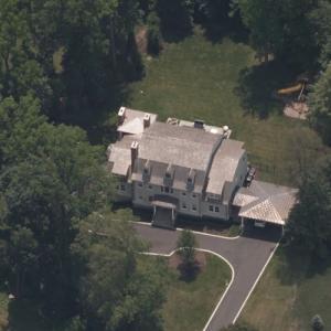 Nick Mangold's house (Birds Eye)