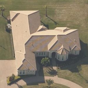 Geno Atkins' house (Birds Eye)