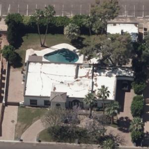 Shawn Lauvao's house (Birds Eye)