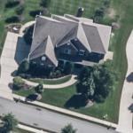 Shaun Suisham's house