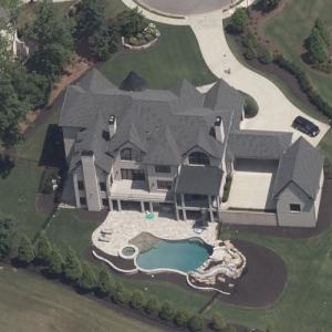 Jared Cook's house (Birds Eye)