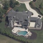 Jared Cook's house