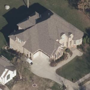 Brett Kern's house (Birds Eye)