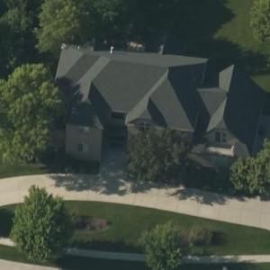 Barrett Ruud's house (Bing Maps)